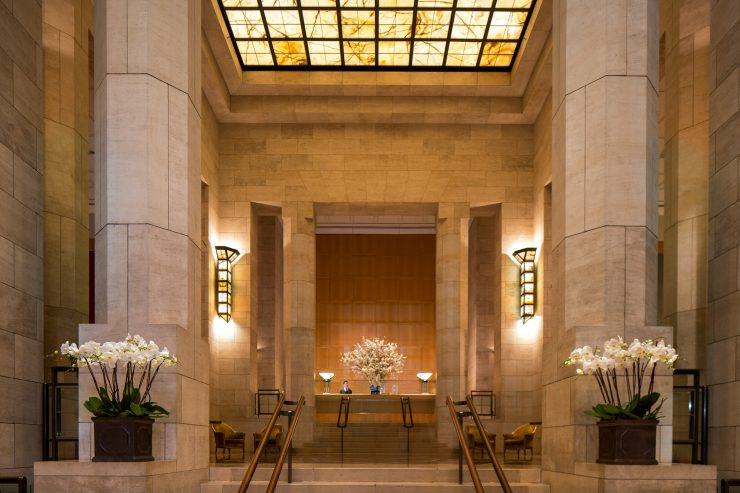 Lobby do Four Seasons New York